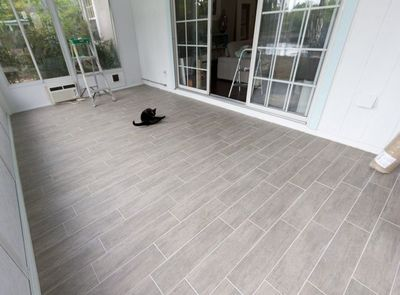 porcelain tile looks like wood wb designs - Tiles That Look Like Wood. Stylish Ceramic Tile Flooring That