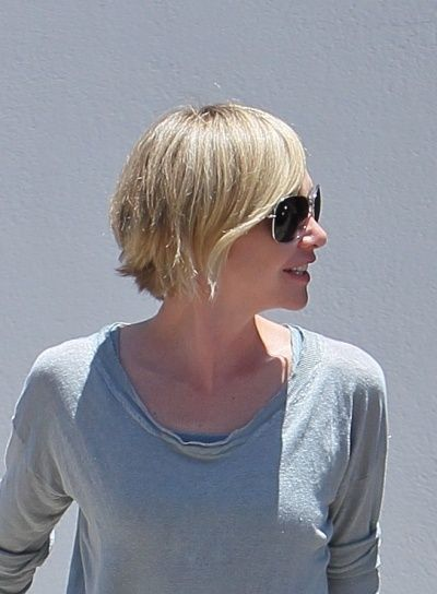 Portia De Rossi Short Hair Cute Hair Tips Juxtapost
