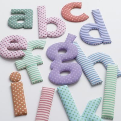fun letters from land of nod