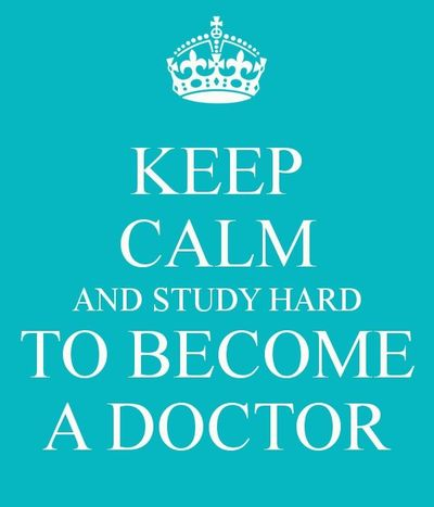 how to become a doctor in community college