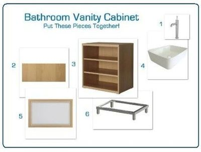 Ikea Hack Bathroom Vanity Cabinet Bath Ideas Juxtapost