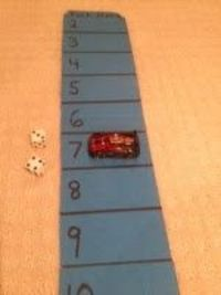 "Dr. Jean's ""Park Your Car"" Dice Game"