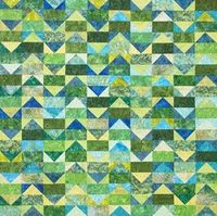 Free Batik Quilt Patterns from AllPeopleQuilt