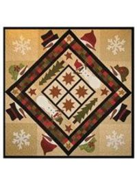 Snow Country Quilt Pattern Pack