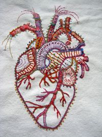 artery embroidery