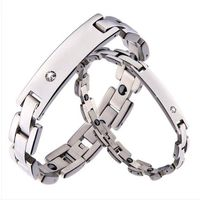 http://www.gullei.com/custom-names-stainless-steel-friendship-magnetic-bracelets.html