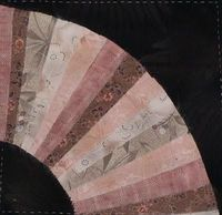 Free Quilting Pattern: Needle Punch Fan Block
