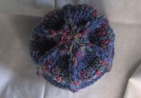 SUZIE'S JACOB'S LADDER CAP