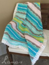 Baby Blanket: Sweet Ocean Breeze
