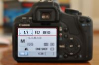 Using your Aperture setting