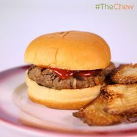 Carla Hall's Meatloaf Sandwich! #TheChew #Sandwich #Meatloaf