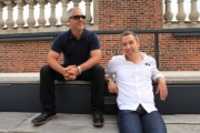 """Rob Lenois and Rob Perillo -- known as """"The Robs"""" collectively -- have been promoted to executive creative directors at Grey New York."""