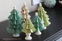 Landee See, Landee Do: Search results for paper trees
