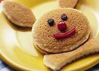 Fun foods for easter(not too healthy but very cute for kids)