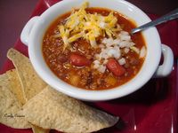 Comfy Cuisine: Wendy's Style Chili
