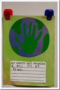 An Earth Day Promise