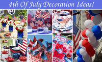 4th Of July Decoration Ideas For Home!