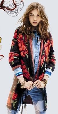 freepeople 2012 knitspiration