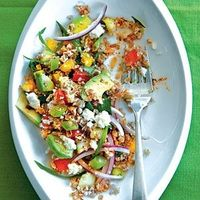 Spicy Southwestern Tabbouleh | CookingLight.com