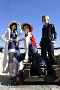 One Piece Cosplay Boys and Girls