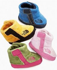 The North Face Kids Boots, Baby Boys and Baby Girls Fleece Booties - Kids - Macy's