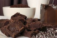 Sugar-Free Chocolate Fudge for diabetics