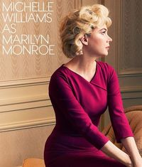 Michelle williams as marily monroe