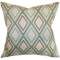 I pinned this Annie Pillow in Blue from the Shades of Style event at Joss and Main!