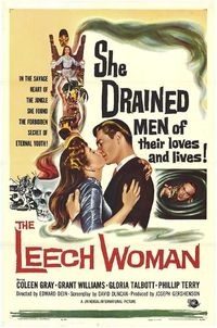The Leech Woman. They really don't make films like they used to do they!