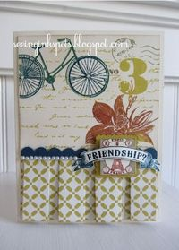 Stampin' Up! Card by Elizabeth Price at Seeing Ink Spots