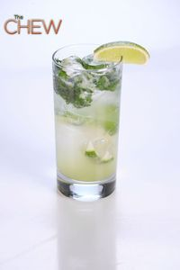 Carla Hall's Ginger Lime Zinger recipe #thechew
