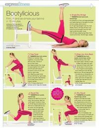 Workout Routine fitness