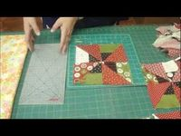 "Missouri Star Quilt Co. video tutorial. ""Serendipity"" 2 quilts for the price of 1!"