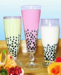 Make your own bubble tea!