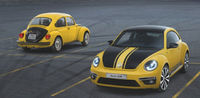VW Beetle GSR Will Be Produced In Limited Edition