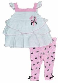 $14 Kids Headquarters Baby-Girls Infant 2 Pieces Tunic, White, 24 Months Kids Headquarters,http://www.amazon.com/dp/B00AJK6PTQ/ref=cm sw r pi dp akVmrb13KNXE6PJM