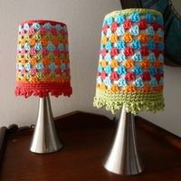 Lamp Cap pattern