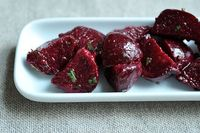 ++ Beets and Herbs Salad