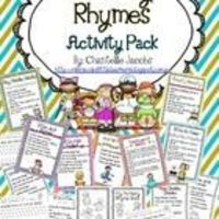 This Nursery Rhyme Packet with a literacy focus has everything you need for teaching nursery rhymes to your Early Years students. Featuring the fo...