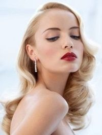 retro glam blonde#repost By:Pinterest++ for iPad#