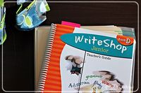 WriteShop curriculum