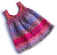 Free Knitting Pattern: Sweet Sweater Dress