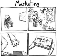Marketing.