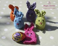 Cherry Heart: Easter Huggie Bunnies