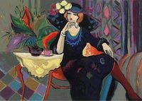 Amanda | Isaac Maimon | via tumblr