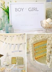 cool Gender Reveal Party