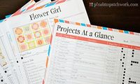 from Pixels to Patchwork: Free Printable: Quilt Project Sheets