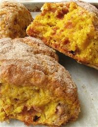king arthur pumpkin scones