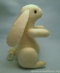 How to: Make Easter Bunny