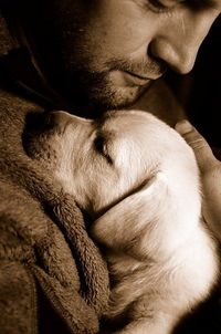 man's best friend..